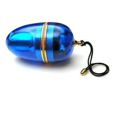 Les mini sextoys : abandon bleu de Emotion Paris