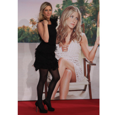 Jennifer Aniston en Nina Ricci