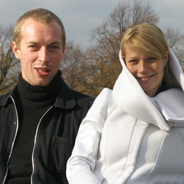 Gwyneth Paltrow et Chris Martin le 29 octobre 2003 à Londres