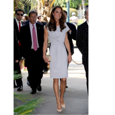 Princesse Catherine en Californie