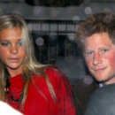 Le prince Harry et Chelsy Davy