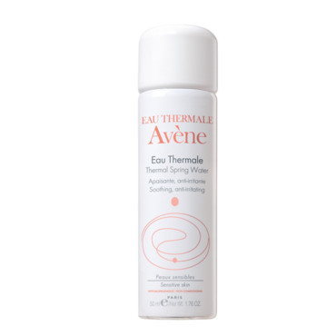 Spray eau thermale Avène 50 ml à 2,60 euros