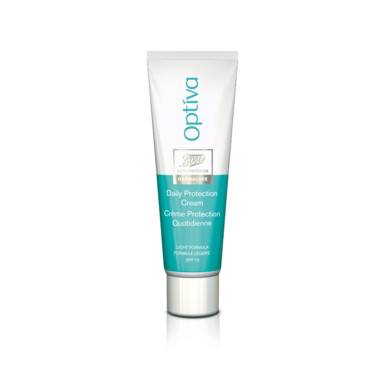 BOOTS soins Optiva : crème protection quotidienenne