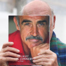 Photo : Sean Connery cre des effets d&#039;optique