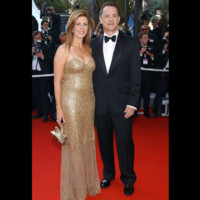 Photo : Tom Hanks et sa femme au Festival de Cannes