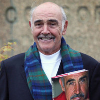Photo : Sean connery a le sourire !