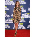 MTV Movie Awards Rosie Hunington