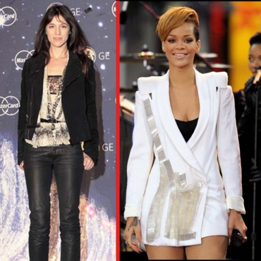 Top Flop Charlotte Gainsbourg Rihanna