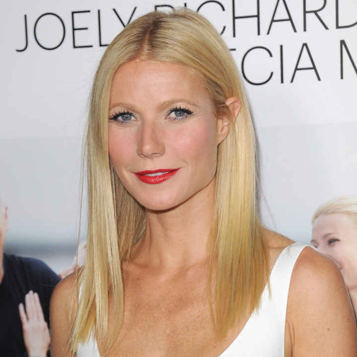Gwyneth paltrow joue les miss perfection los angeles beaut - Actrice yeux bleus ...