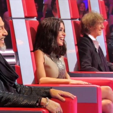 The Voice : la plus belle voix - TF1 - Emission du 3 mars 2012