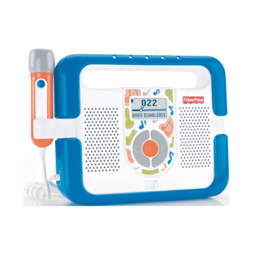 Lecteur mp3 antichoque de chez Fisher Price