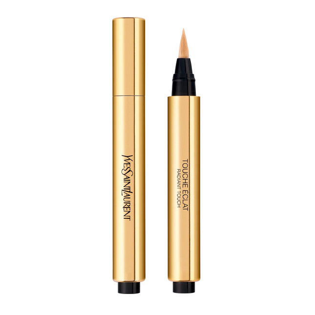 Maquillage teint : Touche Eclat Yves Saint Laurent