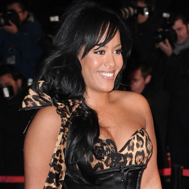 Amel Bent aux NRJ Music Awards