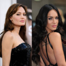 Angelina Jolie et Megan Fox