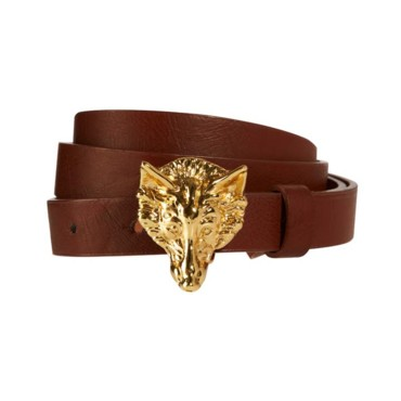 Ceinture à clous animal Asos 12 euros