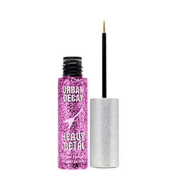 Eye liner pailleté Urban Decay chez Sephora, 18€