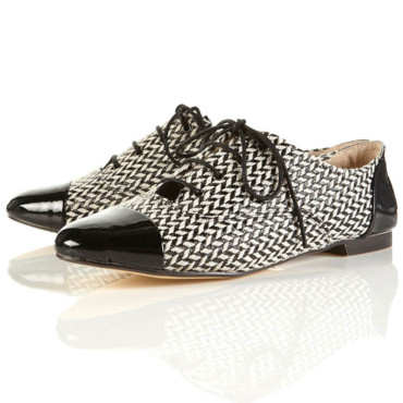 Derbies pied de poule Top Shop 32,08e