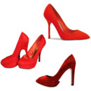 I love les chaussures rouges