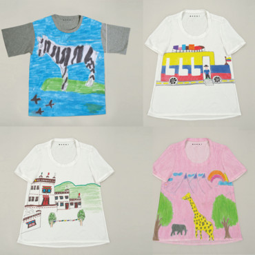 Marni Children's Imaginary World