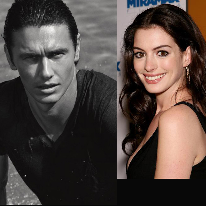 Anne Hathaway James Franco: Anne Hathaway Et James Franco Rejouent Grease