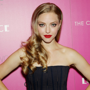 Amanda Seyfried lors d'une projection de Lovelace à New York le 30 juillet 2013