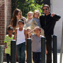Les 6 enfants d&#039;Angelina Jolie et Brad Pitt