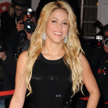 Shakira aux NRJ Music Awards