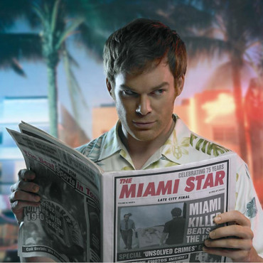 Michael C. Hall alias Dexter