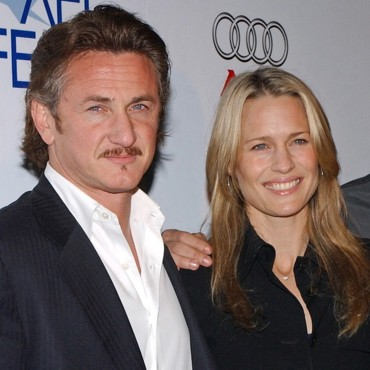 people : Sean Penn et Robin Wright