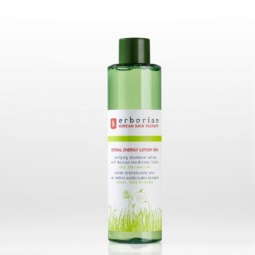 La lotion tonique démaquillante Herbal Energy de Erborian