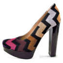 Escarpins Missoni 450e