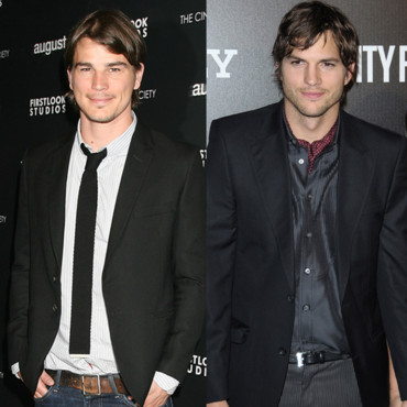 Josh Hartnett et Ashton Kutcher