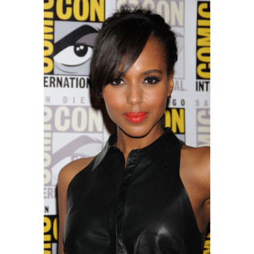 KerryWashington au Comic-Con juillet 2012