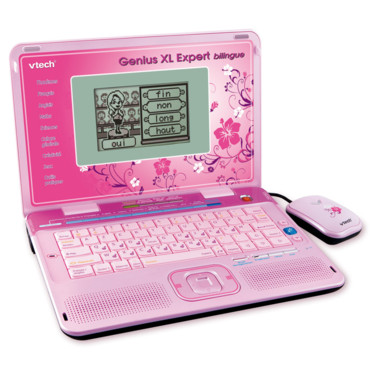 L'ordinateur portable Genius XL Expert de VTECH