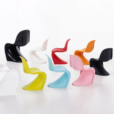 La mythique Panton Chair Junior