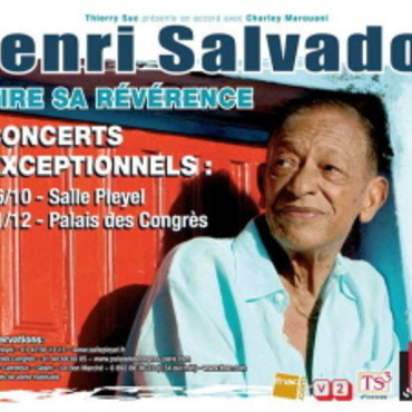 henri salvador tire reverence vendredi palais congres