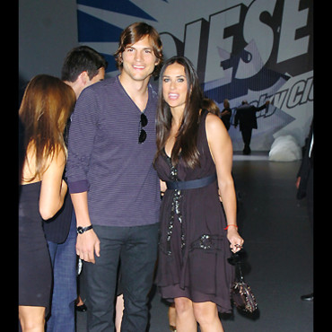 People : Demi Moore et Ashton Kutcher