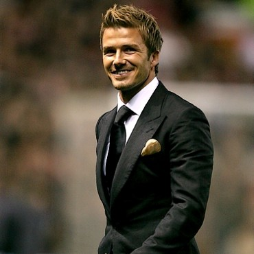 Plurielles.fr > People : David Beckham