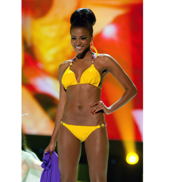 Leila Lopes Miss Angola Miss Univers 2011