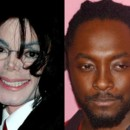 Photo : Michael Jackson et Will.I.Am