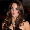 Kate Middleton et son brushing souple