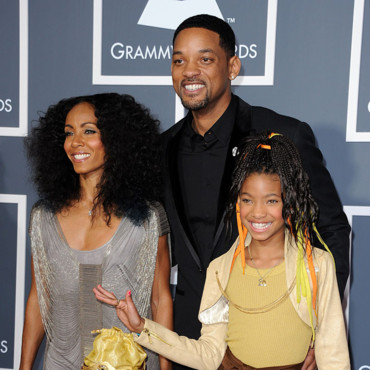Willow Smith, fille de Will Smith et Jada Pinkett Smith