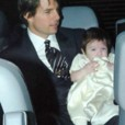 Tom Cruise et sa fille Suri