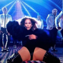 "Jennifer Lopez lors de sa prestation à l'émission ""Britain Got talent"""