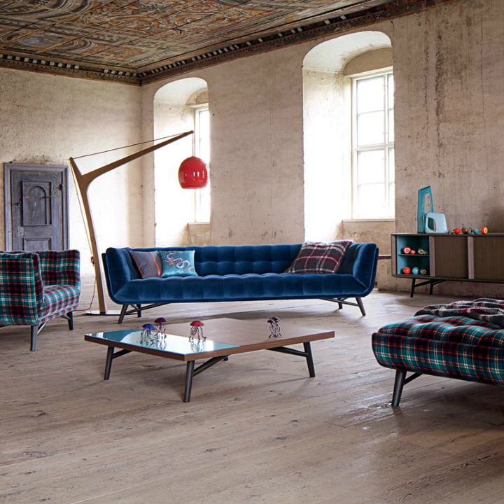 Tendances d co le tartan met votre int rieur au carreau for Mode decoration interieur