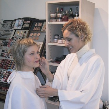 Relooking Carine maquillage