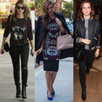 Jessica Alba, Emma Watson... le best-of mode de la semaine