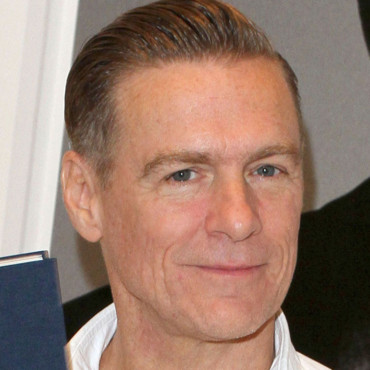 Le chanteur Bryan Adams
