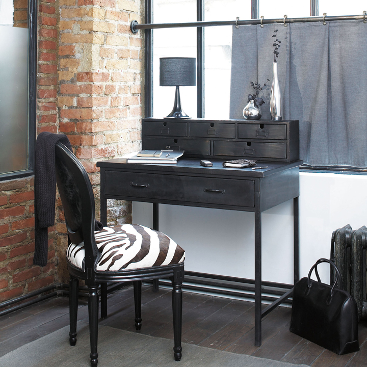 maison du monde bureau d co bureau maison du monde. Black Bedroom Furniture Sets. Home Design Ideas