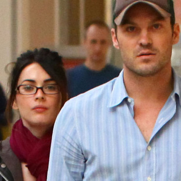 Megan Fox et son chéri Brain Austin Green